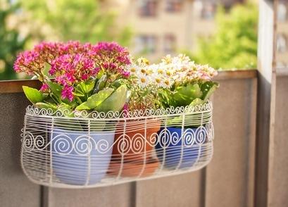 Balkon gestalten: Zahlreiche Ideen und Tipps
