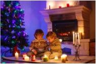 Weihnachtsbeleuchtung sorgt für stimmungsvolle Feststage