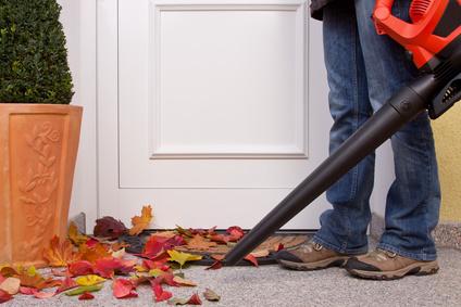Die schönen bunten Blätter werden für Hausbesitzer schnell zur Qual ©Markus Bormann_fotolia.com