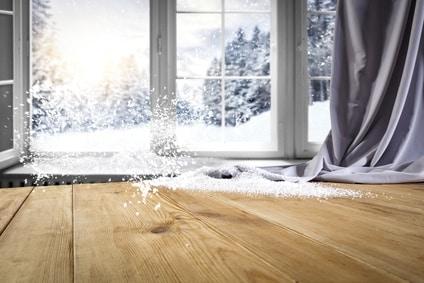 Frostschäden am Haus vermeiden