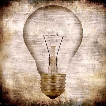 Alte Glühbirne: Strom sparen