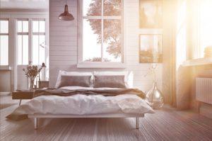 Eigene Traumwelt schaffen: Romantik pur im Schlafzimmer