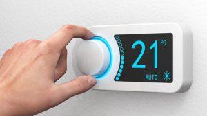 Mit modernen Thermostaten lässt sich noch mehr Energie einsparen ©bht2000_fotolia.com