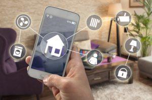 Mit Smarthome haben Sie jederzeit Zugriff auf Ihr zu Hause ©stockWERK_fotolia.com