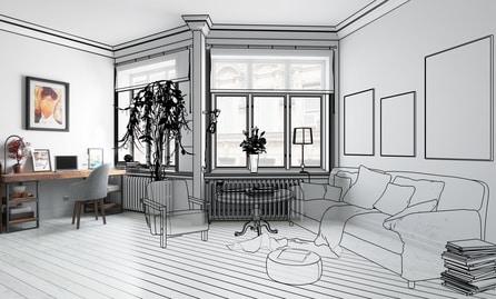 Modernes Wohnen – bringen Sie Ihr Interieur in die Gegenwart