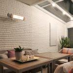 Der richtige Heizstrahler für Ihre Terrasse