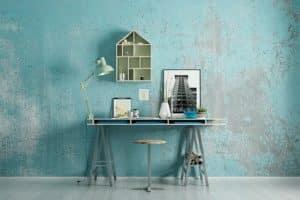 arbeitszimmer einrichten schreibtisch bürostuhl