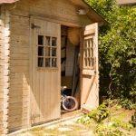 Garten organisieren: Stauraum für Gartenzubehör schaffen