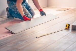 Fußboden Verlegen Verschnitt ~ Laminat verlegen anleitung so verlegen sie laminat selbst