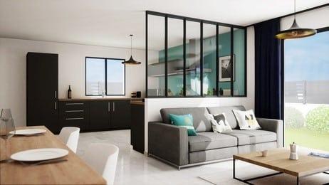 glaselemente wohnbereich