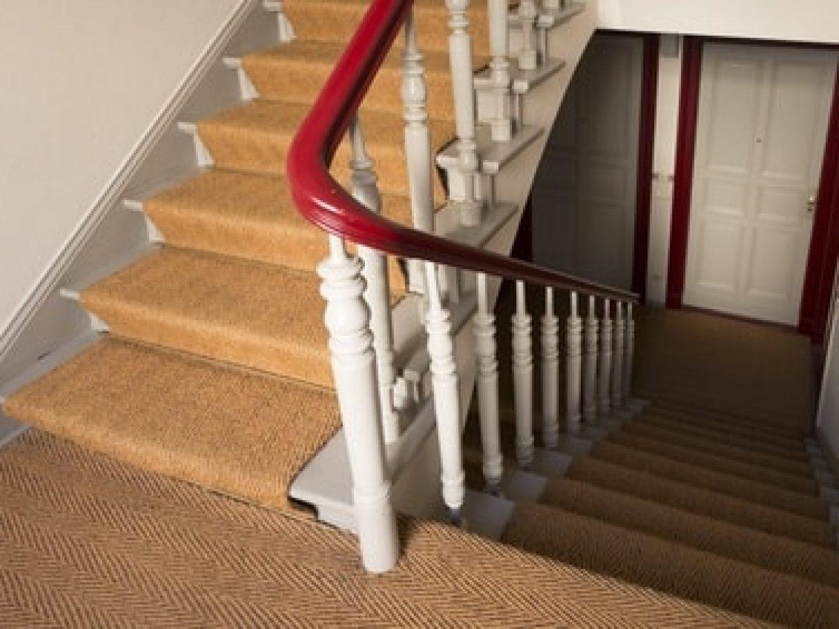 Treppengeländer streichen   Farben, Ideen und Anleitung