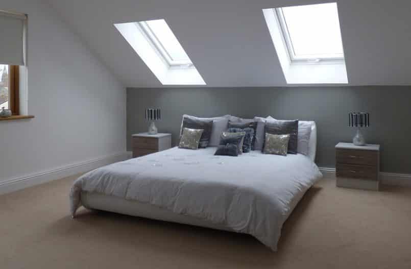 Schlafzimmer mit Schrägen: Diese Betten passen perfekt ...